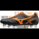 Chaussures Foot Mizuno Monarcida Rugby SI Blanc / Noir / Orange Homme