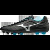 Chaussures Foot Mizuno Rebula V2 Blanc / Bleu / Noir Homme