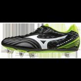 Chaussures Foot Mizuno Waitangi PS Blanc / Noir / Vert  Homme