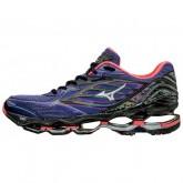 Chaussures Running Mizuno Wave prophecy 6 Nova Noir / Rose / Violet Femme