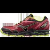Chaussures Trail Mizuno Wave Daichi 2 Jaune / Noir / Rouge Homme