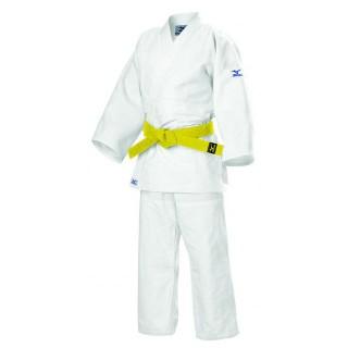 Judo Judogis Mizuno Kodomo Blanc
