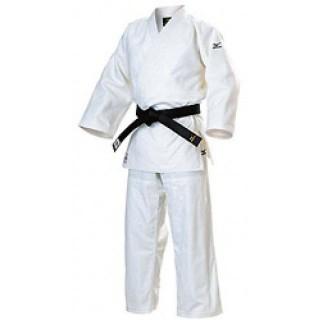 Judo Judogis Mizuno Yusho Comp  Blanc
