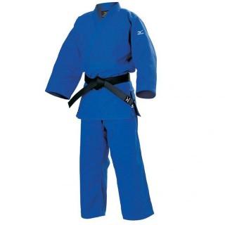 Judogi de compétition Mizuno Shiai GI Bleu