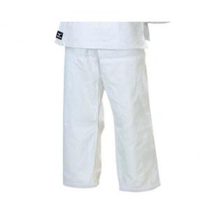 Kimono de judo Mizuno Pantalon Shiai GI Blanc