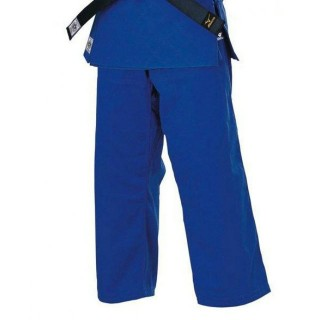 Kimono de judo Mizuno Pantalon Yusho Bleu FIJ