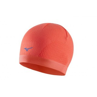 Mizuno Bonnet Breath Thermo Orange Homme