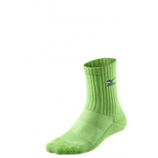 Mizuno Chaussettes basses de volley Vert  Volley  Homme