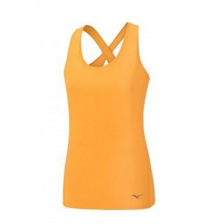 Mizuno Débardeur Active Orange Running/Training Femme