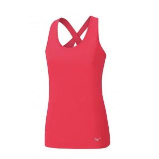 Mizuno Débardeur Active Rose Running/Training Femme