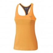 Mizuno Débardeur Ranma Support Orange Tennis Vêtements Femme