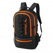 Mizuno Multi Back Pack Noir / Orange Homme