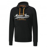 Mizuno Sweat Heritage Noir Outdoor Homme