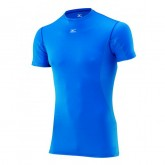 Mizuno T-shirt  Breath thermo Bleu Running  Homme