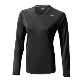 Mizuno T-shirt Core Noir Running Femme