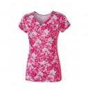 Mizuno T-shirt Premium Aero Gris / Rose Running Femme