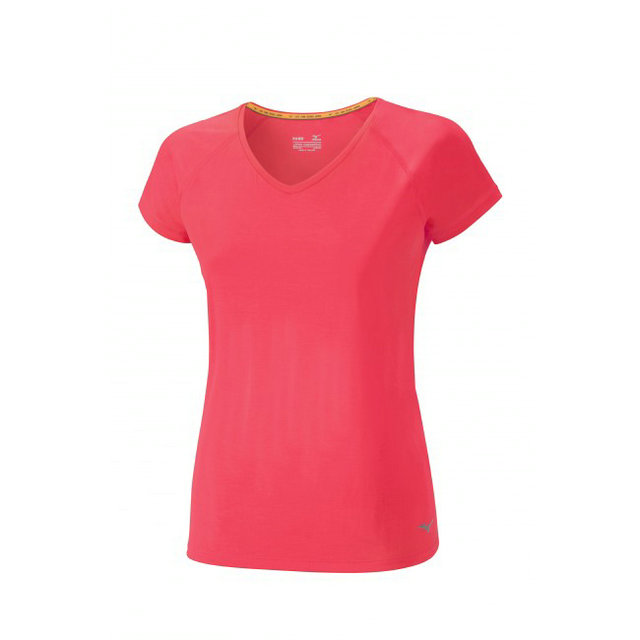 Mizuno T-shirt Active Rose Running/Training Femme