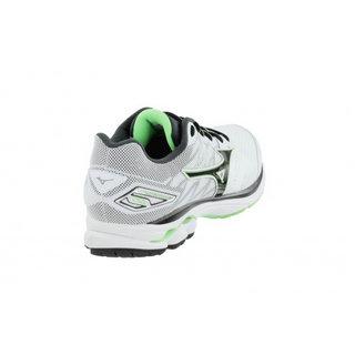 bee5bafe43d Prix Chaussures Running Mizuno Wave Rider 20 ⋅ Blanc   Vert Homme
