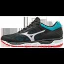 Chaussures Running Mizuno Mizuno Synchro MX 2 Bleu / Noir / Rouge Homme