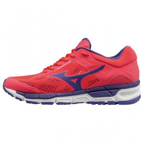 Chaussures Running Mizuno Mizuno Synchro Mx 2 Blanc Bleu