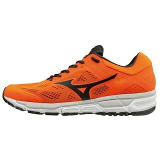 Chaussures Running Mizuno Mizuno synchro MX 2 Noir / Orange Homme
