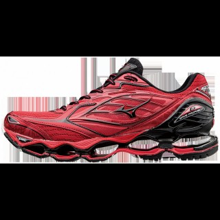 Chaussures Running Mizuno Wave Prophecy 6 Noir / Rouge Homme