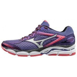 Chaussures Running Mizuno Wave Ultima 8 Rose / Violet Femme