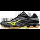Chaussures Volley Mizuno Thunder Blade Jaune / Noir Homme