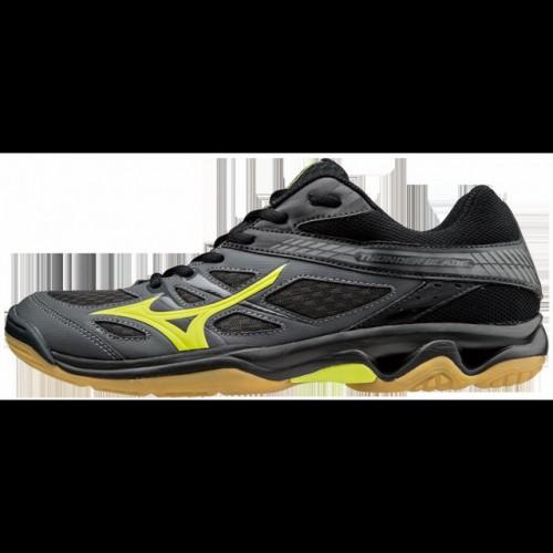 6664b345192 Paris Chaussures Volley Mizuno Thunder Blade Jaune   Noir Homme