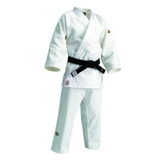 Judo Judogis Mizuno YUSHO JAPAN 2016 Blanc