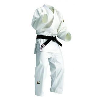 Judo Judogis Mizuno Yusho FIJ 2015 Blanc