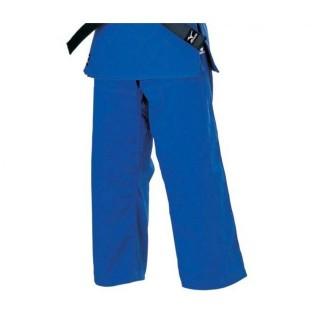 Kimono de judo Mizuno Pantalon Shiai GI Bleu
