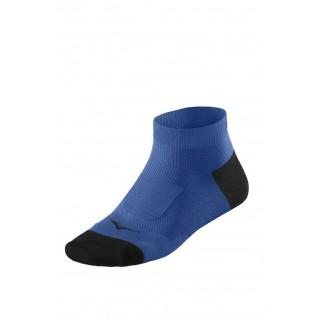 Mizuno Chaussettes Drylite Support Mid Bleu / Noir Running Femme