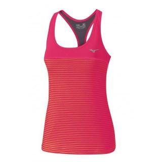 Mizuno Débardeur Ranma Support Rose Tennis Vêtements Femme