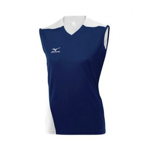Mizuno Maillot de Volley TRAD Femme 361 Blanc Volley Femme