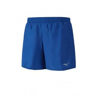 Mizuno Short Core Square 5.5 Bleu Running/Training Homme