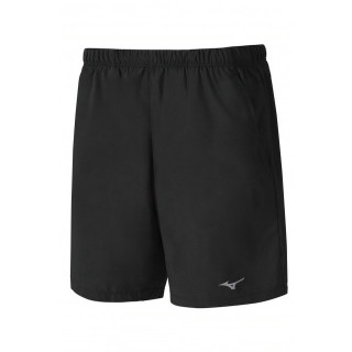 Mizuno Short Flex Noir Tennis Vêtements Homme