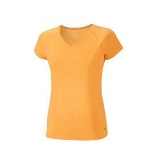 Mizuno T-shirt Active Orange Running/Training Femme