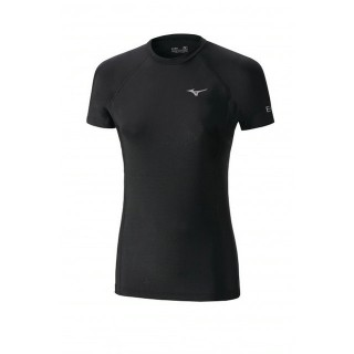 Mizuno T shirt Biogear  Noir Judo Nouveautés Femme
