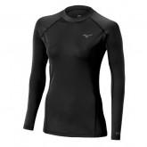 Mizuno T shirt Biogear  Noir Running Femme