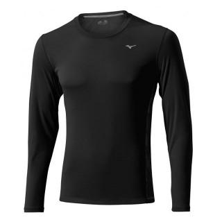 Mizuno T-shirt Core  Noir Running  Homme