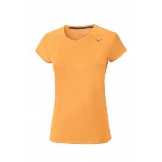 Mizuno T-shirt Core Orange Running/Training Femme