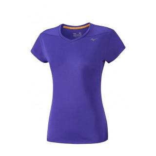 Mizuno T-shirt Core Violet Running/Training Femme