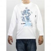 Mizuno T-shirt judo Enfant Blanc Judo Nouveautés Junior